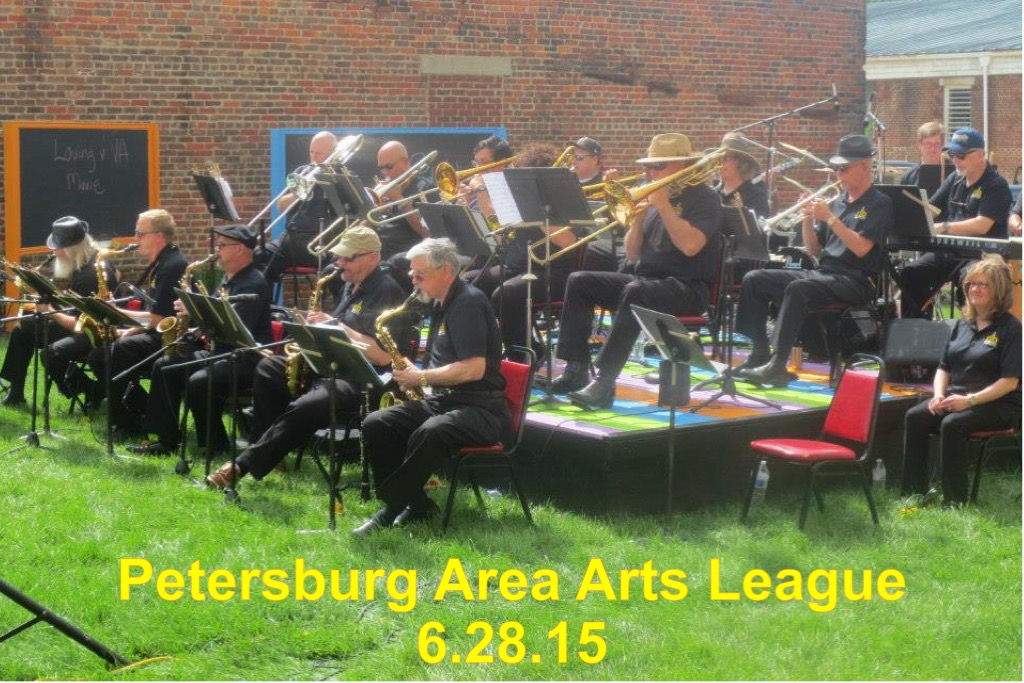 Petersburg Area Arts League 6.28.15